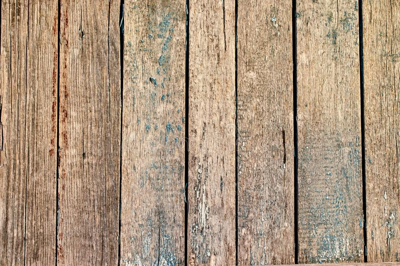 Old wooden texture vertical boards abstract background surface royalty free stock photography