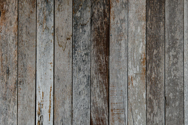 Old wooden texture of teak wood royalty free stock images