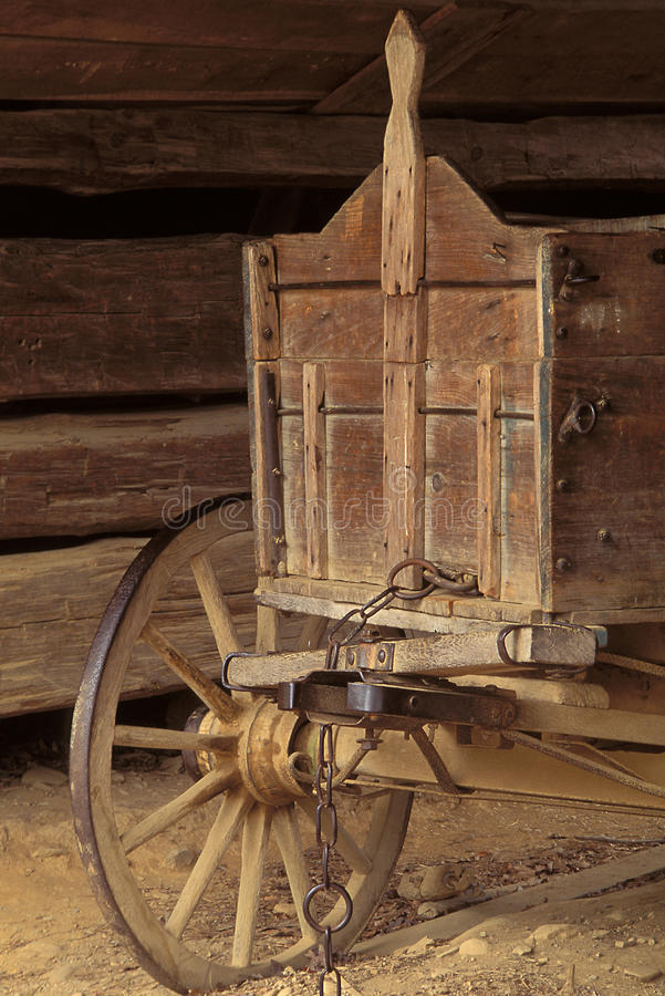 Download Old Wooden Wagon Stock Photography - Image: 29474872