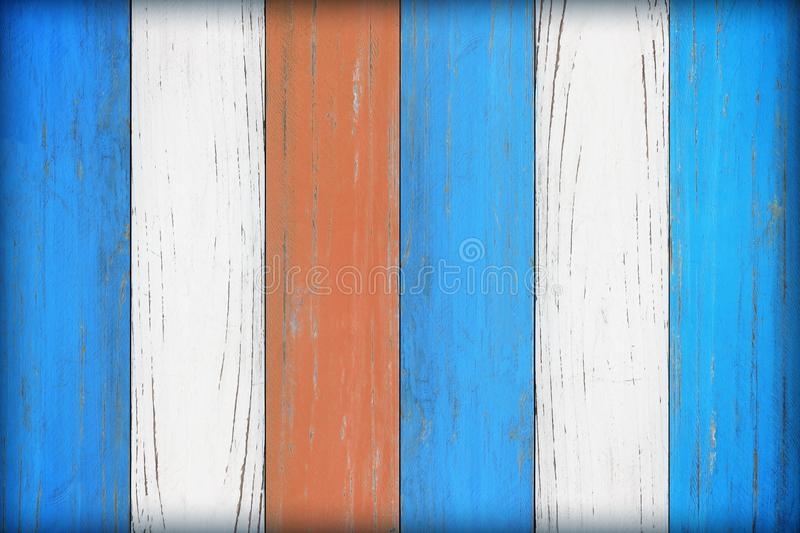 Old wooden wall background or texture; Vintage wood background stock images
