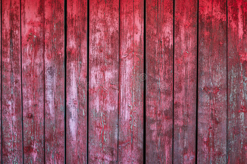 Old wooden weathered planks stock photography