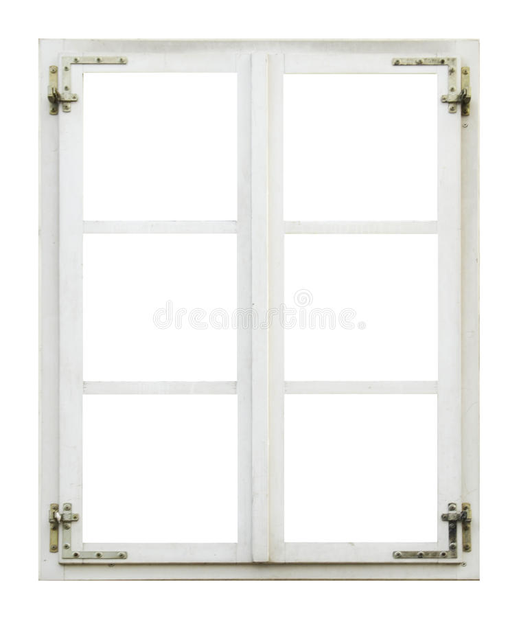 Free Old Wooden Window Stock Image - 34117711