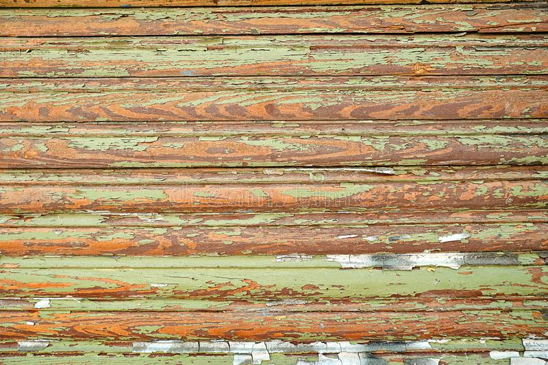 Old wooden window shutters royalty free stock photo