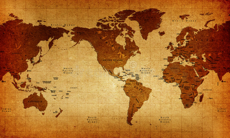Old world map stock illustration illustration of asia 862675 download old world map stock illustration illustration of asia 862675 gumiabroncs