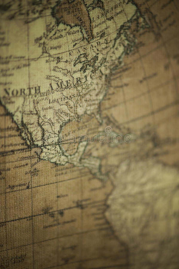 Old world map north america stock image image of america download old world map north america stock image image of america explore gumiabroncs Image collections
