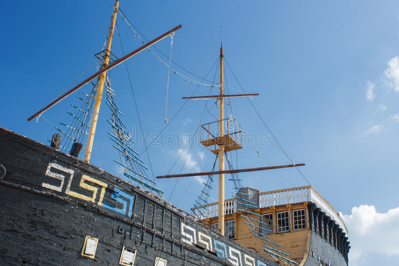 Download Old yacht stock image. Image of vessel, tourism, history - 31062601
