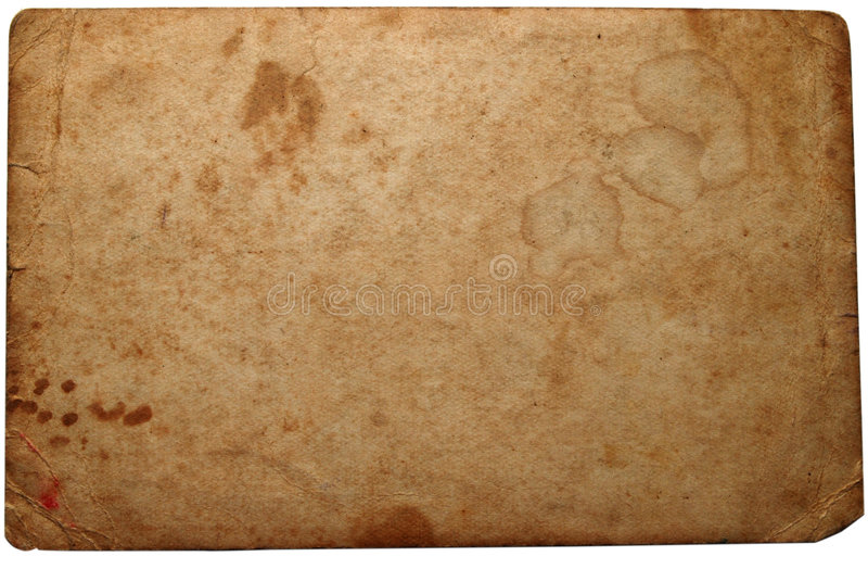 Download Old Yellow Paper Background Stock Illustration - Image: 7678035