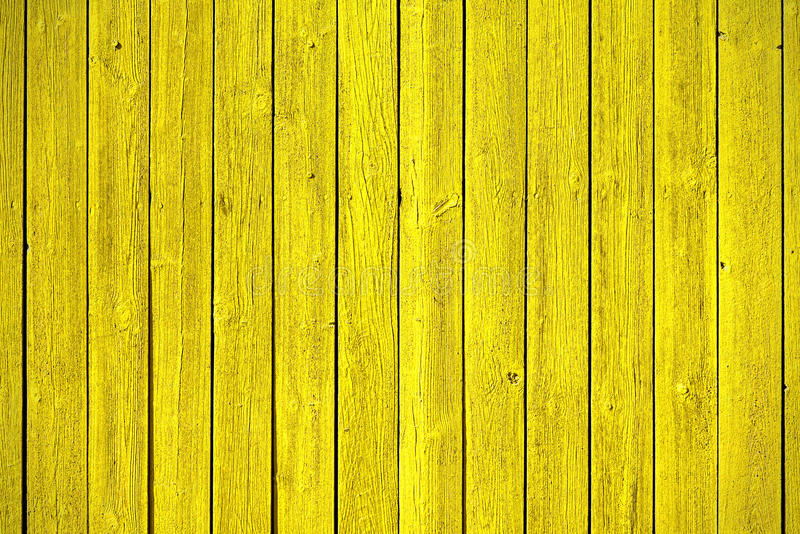 Old Yellow Wood Panels Stock Image Image Of Antique