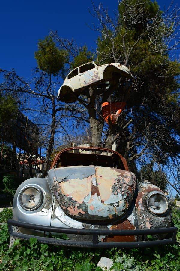 Oldcars 免版税图库摄影