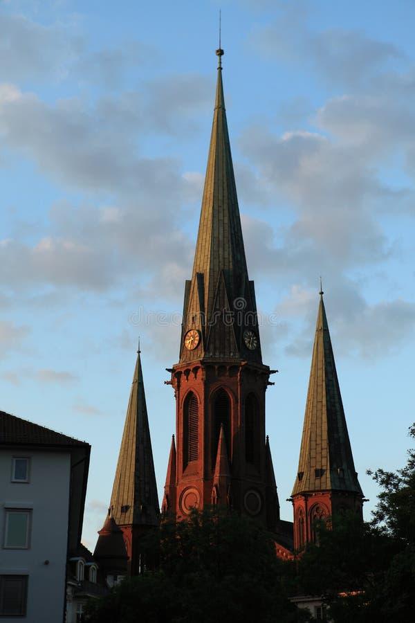 Oldenbourg Allemagne photo libre de droits