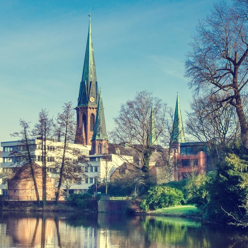 Oldenburg stockbild
