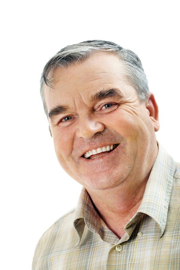 Download Older man stock image. Image of people, glance, gladness - 19205175