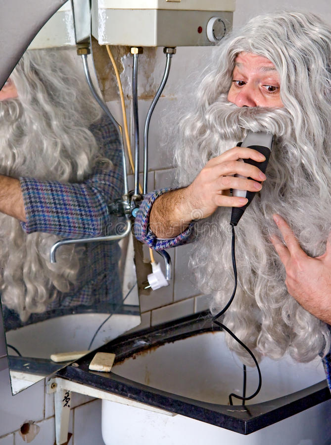Download Trimming beards stock photo. Image of care, male, electric - 29774934