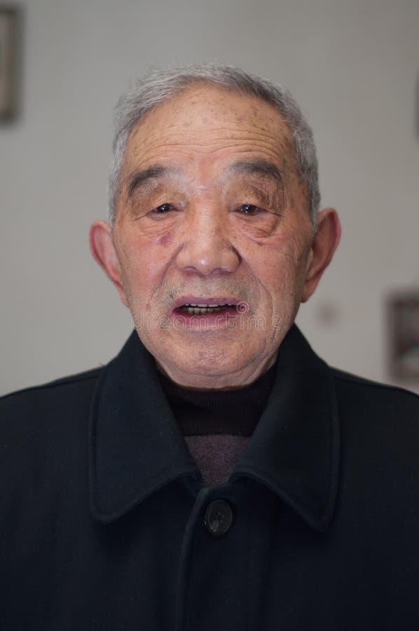 Download Older man's portrait stock photo. Image of aged, adult - 23072478