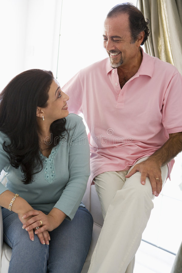Download An Older Middle Eastern Couple Stock Image - Image: 6079855