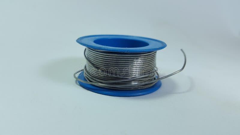 Older Tin, electronics service equipment stock photos