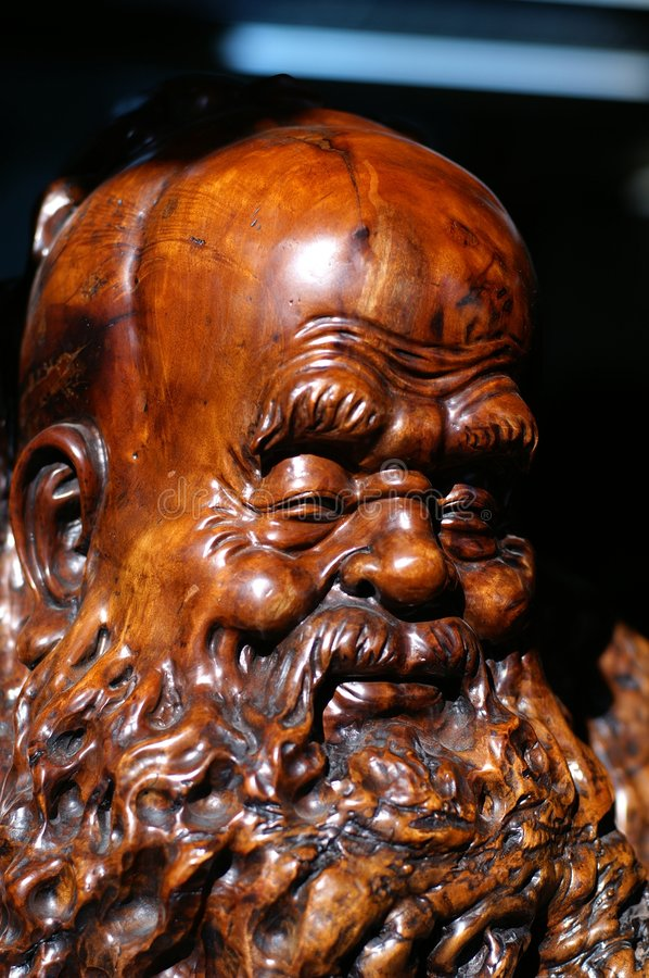 Download Oldmen Woodcarving Royalty Free Stock Images - Image: 5883499