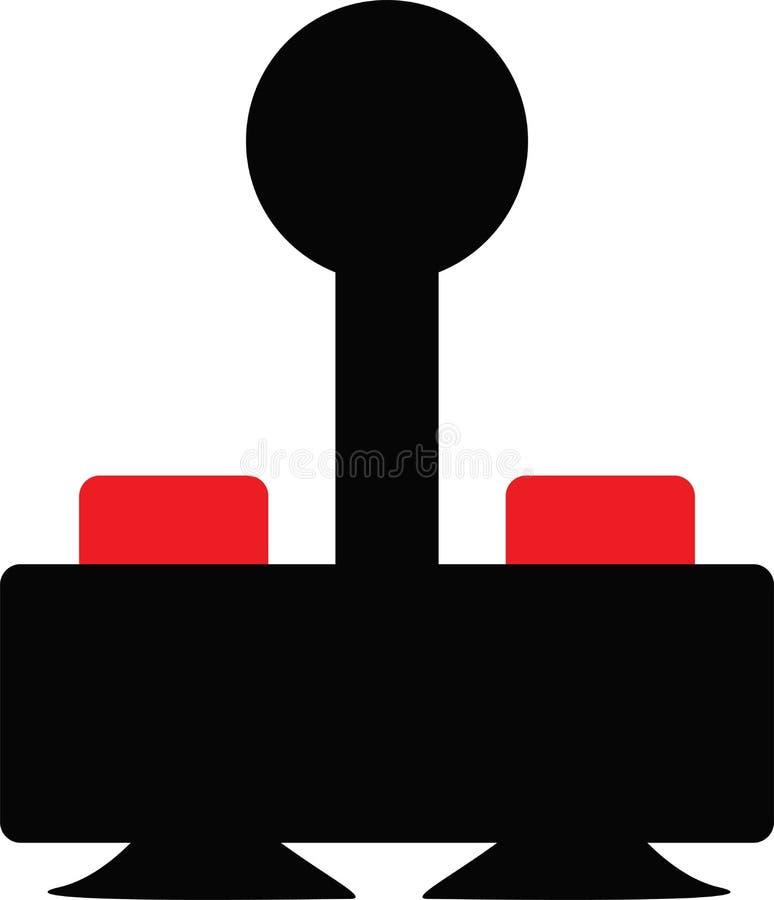Download Oldschool кнюппеля разыгрыша Иллюстрация штока - иллюстрации насчитывающей игра, логос: 6860329