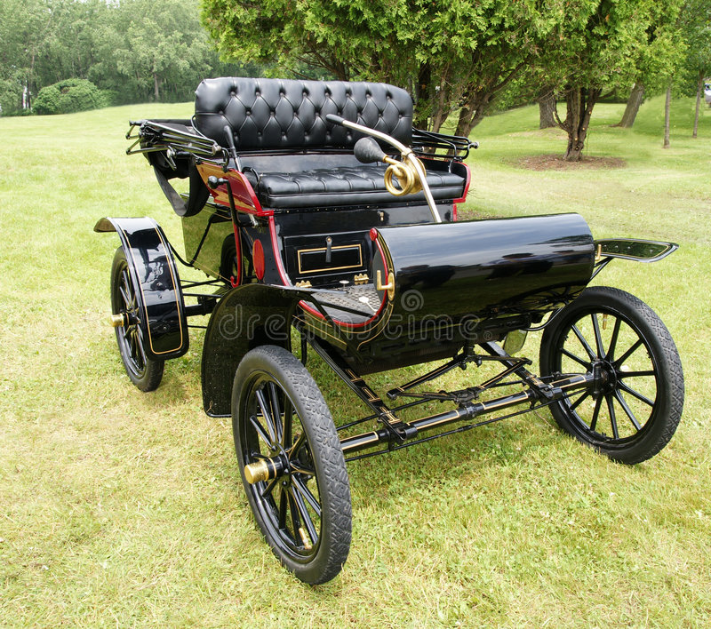 Oldsmobile 1904 imagen de archivo
