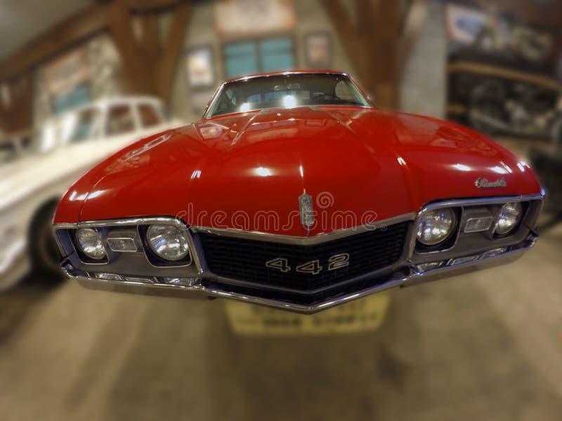 Oldsmobile 442 photo stock
