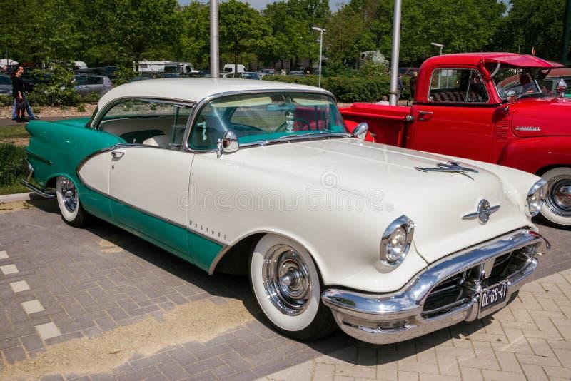1956 Oldsmobile samochód fotografia stock