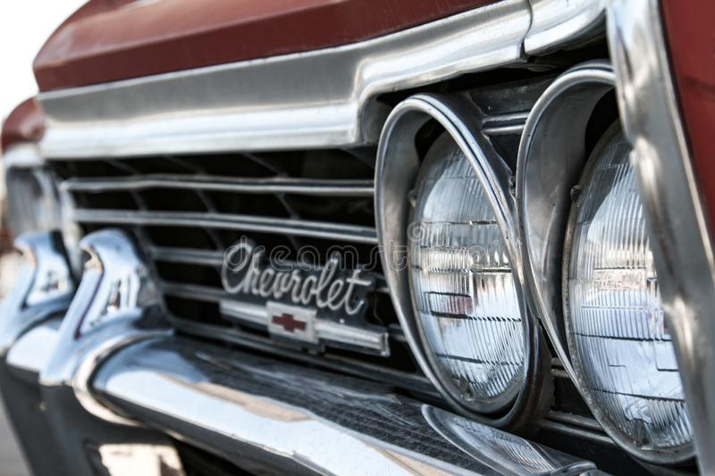 Oldtimer America royalty free stock images