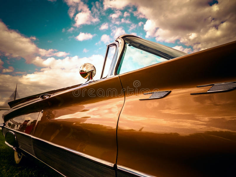 Oldtimer Royalty Free Stock Photography