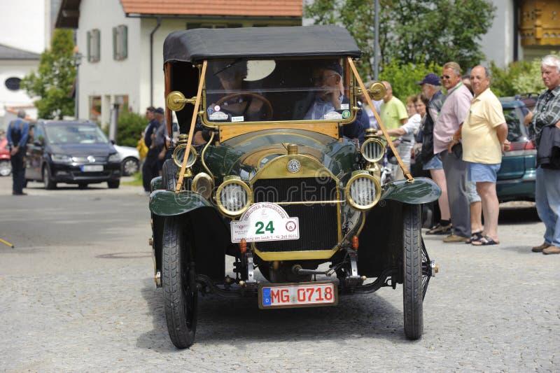 Oldtimer Car Editorial Stock Photo
