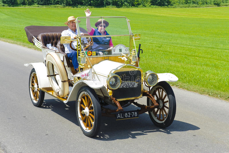 Oldtimer Car Editorial Photo