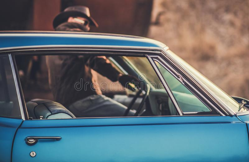 Oldtimer Classic Ride royalty free stock images