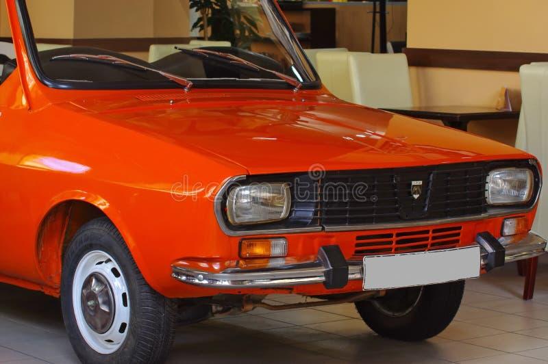 Oldtimer Dacia 1300 foto de archivo