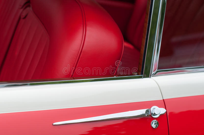 Oldtimer Detail Stock Photography