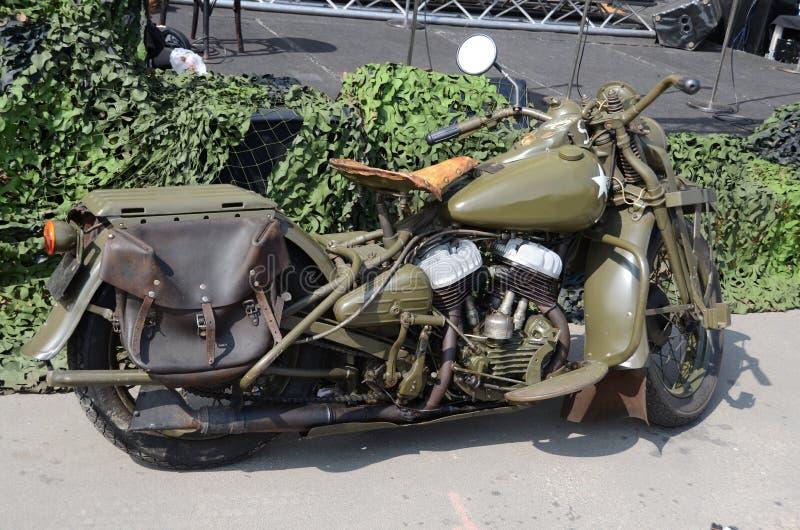 Download Oldtimer motocycle stock image. Image of meeting, oldtimer - 32762015