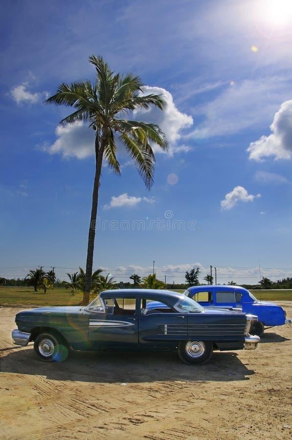 Oldtimer tropical imagem de stock royalty free