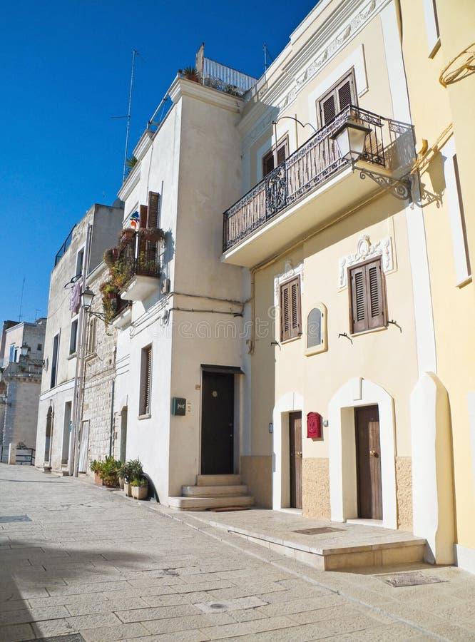 Download The Oldtown Of Bari. Apulia. Stock Photo - Image: 13133426