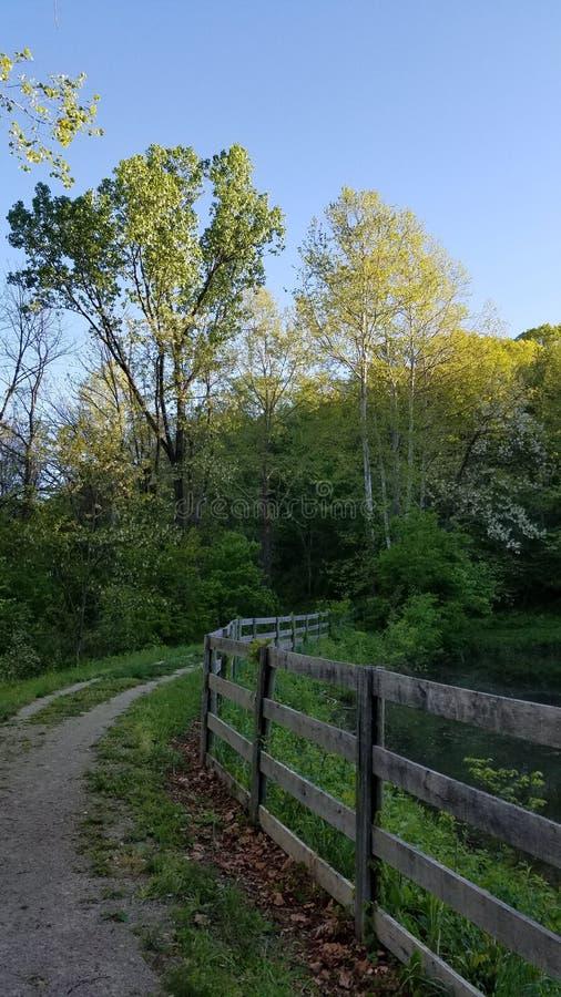 Oldtown Creek Preserve stock photos