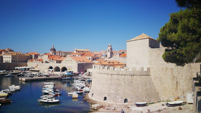 Oldtown Dubrovnik fotos de stock