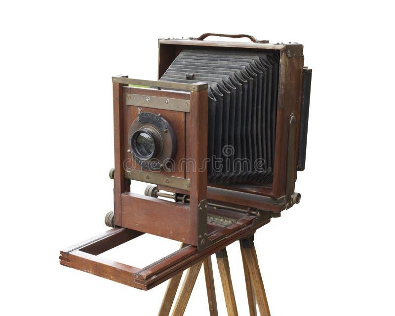 OldWoodViewCamera imágenes de archivo libres de regalías