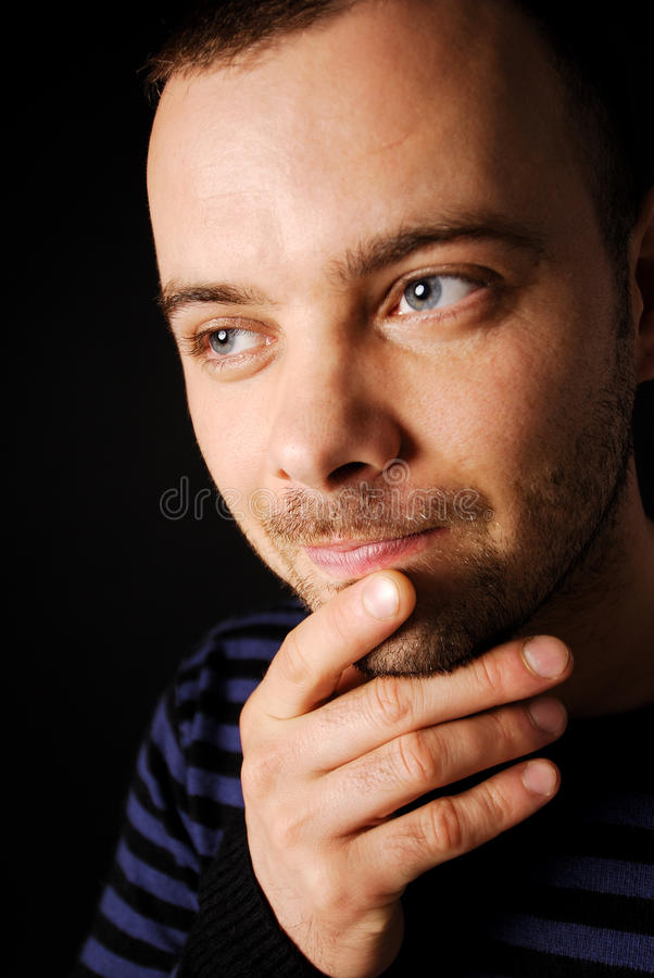Free Oleg In Meditations Royalty Free Stock Photography - 11782607