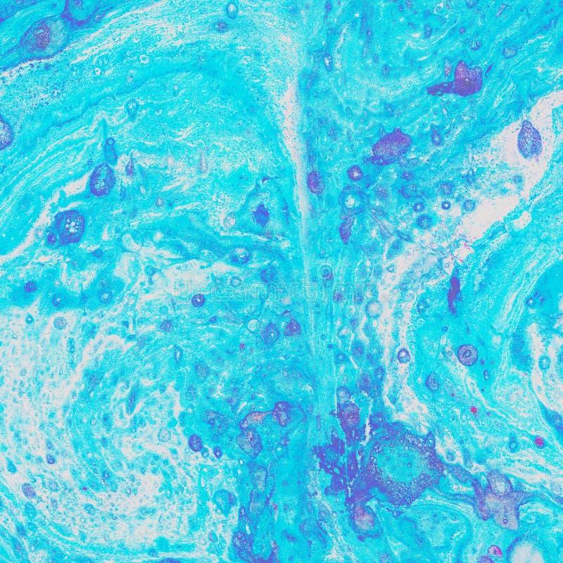 Olej i woda abstrakcja royalty ilustracja