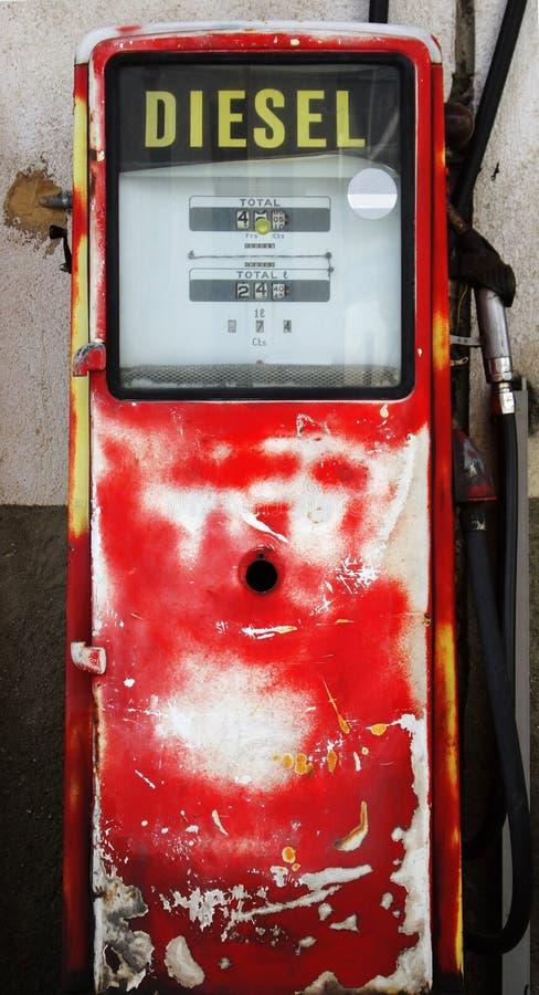 olej napędowy obrazy stock