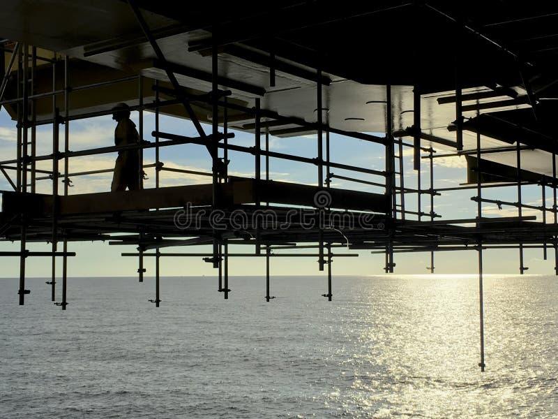 oleju gazowego przemysłu zdjęcia stock