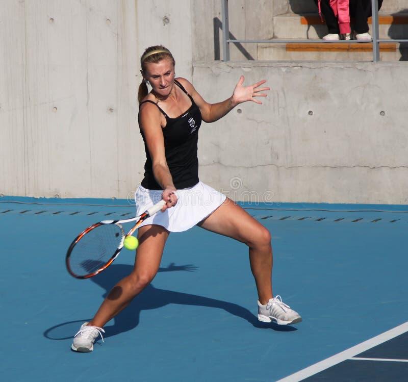 Olga Govortsova (BLR) foto de stock