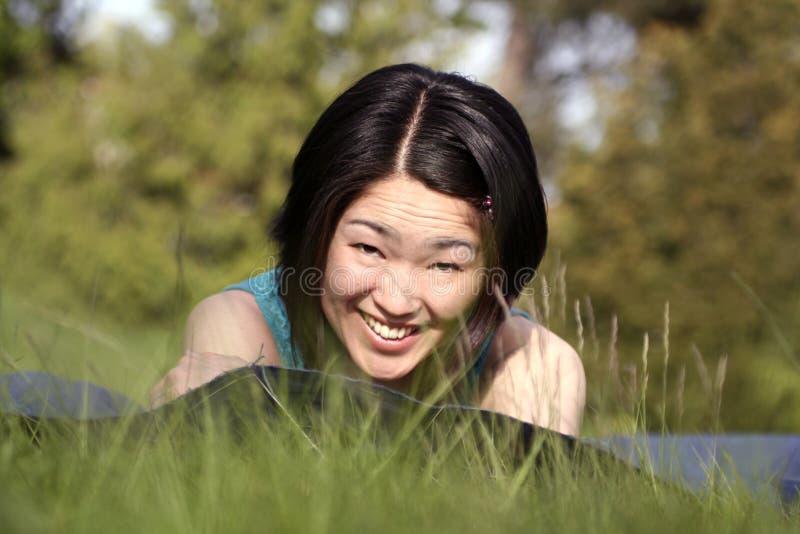 Olhar Do Japonês Foto de Stock Royalty Free