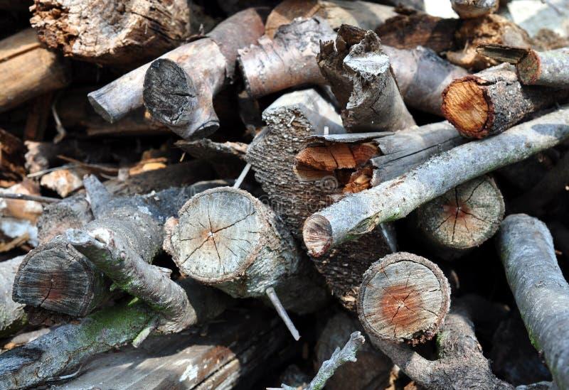 Download Pilha da madeira imagem de stock. Imagem de wooden, jardim - 29833667