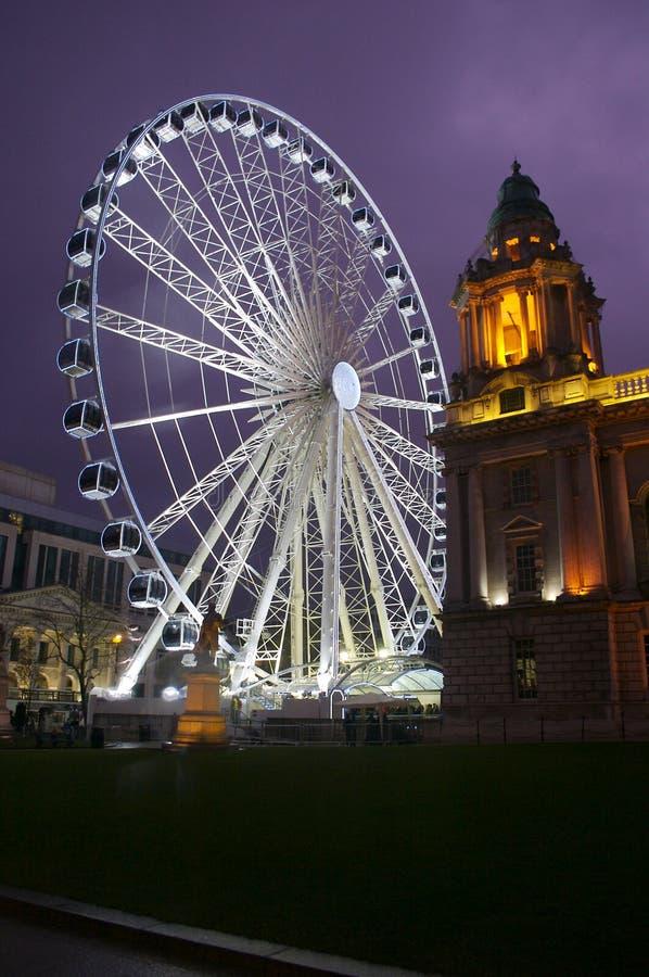 Olho 2 de Belfast imagem de stock royalty free