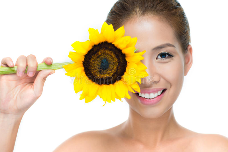 Olho de Sun imagens de stock royalty free