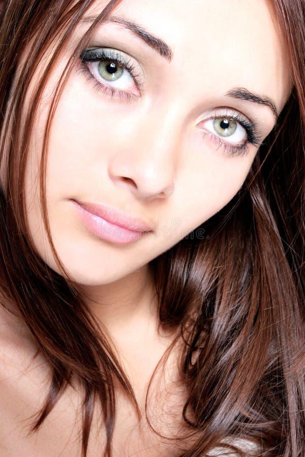 Olhos bonitos imagens de stock royalty free