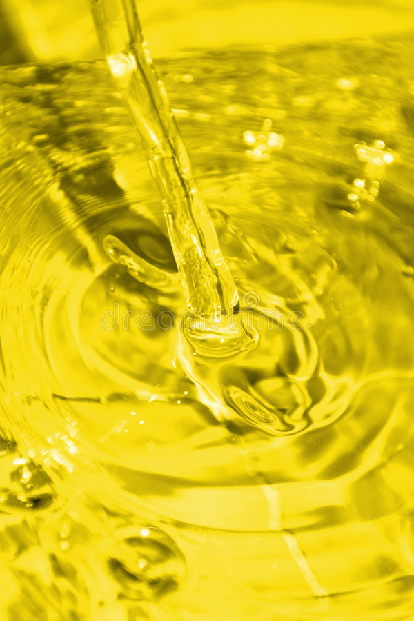 Olie royalty-vrije stock afbeeldingen