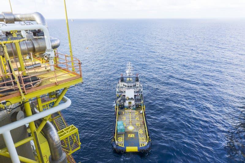 Olie en Gas stock afbeeldingen